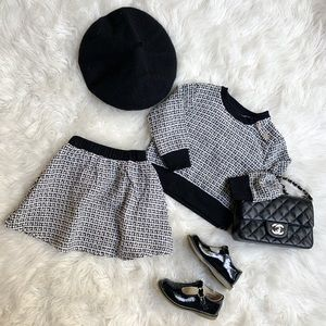 🖤🤍GIRLS COCO Skirt Set 🖤🤍